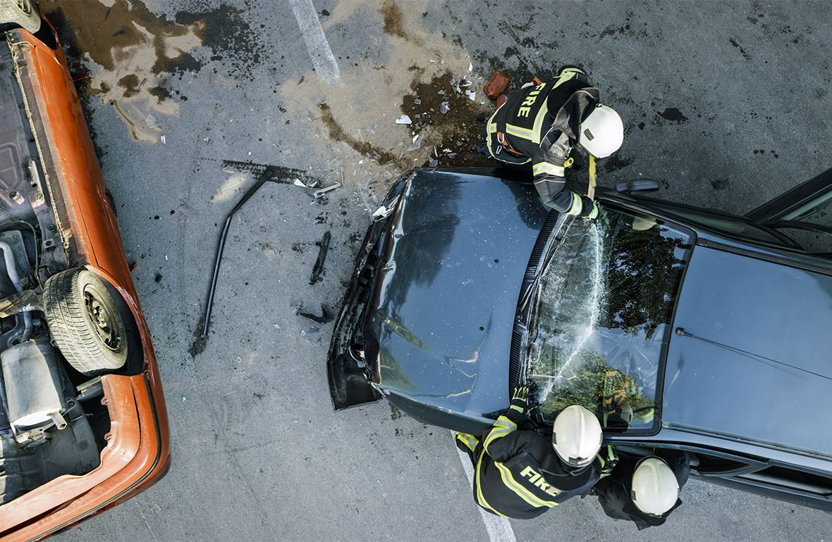 Car Accident Attorney Rockford IL | Law Office of Paul M. Marriett