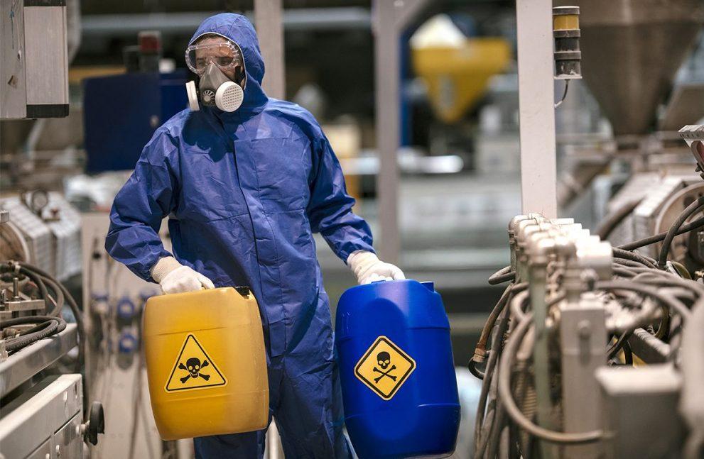 Toxic or Hazardous Substances Attorney